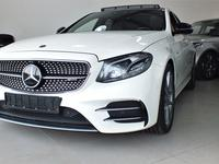 Mercedes-Benz E-Class 2017 2017 GCC MERCEDES BENZ E43 AMG BITURBO WITH W...
