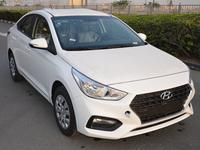 Hyundai Accent 2018 Hyundai Accent 1.6L (Agency warranty) NEW