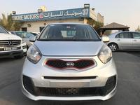Kia Picanto 2015 KIA PICANTO MODEL 2015 SILVER GCC CLEAN CAR A...