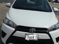 Toyota Yaris 2015 Toyota yaris perfect perfect and very clean