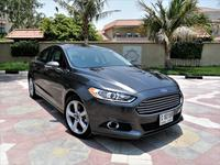 فورد فيوجن 2016 UNDER WARRANTY GCC FORD FUSION 2016 FULL SERV...