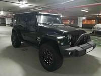 جيب Wrangler Unlimited 2012 Jeep wrangler Sahara 2012 GCC low mileage