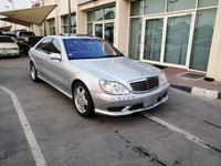 Mercedes-Benz S-Class 2001 S500L WITH AMG BODY KIT, IMPORTED FROM JAPAN