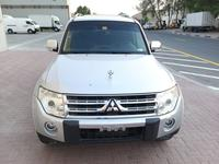 Mitsubishi Pajero 2009 Full option Pajero 2009,Model 3.8L Accident f...