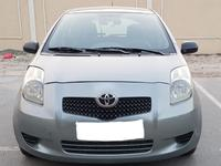 Toyota Yaris 2008 TOYOTA YARIS 2008 1.3 GCC EXCELLENT CONDITION...