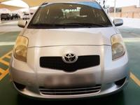 Toyota Yaris 2007 TOYOTA YARIS 2007 GCC SPECS HATCHBACK FIRST O...