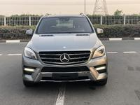 مرسيدس بنز الفئة-M 2013 Mercedes ML500 2013 GCC / Warranty / Full Ser...
