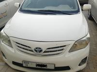 تويوتا كورولا 2012 Used car for sale Corolla 1.6 @ sharjah muwei...