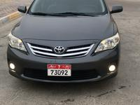 تويوتا كورولا 2011 Toyota Corolla 1.8  Full option GCC 2011