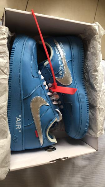 AIR FORCE 1'S MCA VIRGIL ABLOH