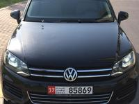 Volkswagen Touareg 2012 2012 VW TOUAREG GCC specifications, Excellent...