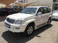 تويوتا برادو 2007 Prado 2007 V6 limited GCC ( sunroof , leather...