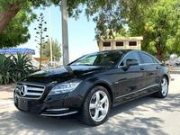 مرسيدس بنز الفئة-CLS 2012 MERCEDES CLS350 V6 WITH BEIGE INTERIOR MODEL ...