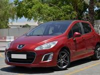Peugeot 308 2013 (Top of the Range) Peugeot 308 Turbo 2013 Low...