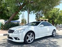 Mercedes-Benz CL-Class 2008 GRADE 4.5/B  CL550 AMG KIT  MODEL 2008 PEARL ...