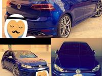 Volkswagen Golf R 2017 الامارات