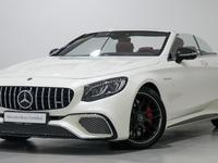 Mercedes-Benz S-Class 2018 HOT DEAL!!! 2018 S 65 AMG CABRIOLET Ref. VSB ...
