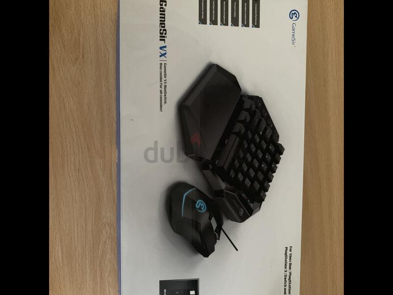 Keyboard and mouse for PS4!