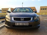 هوندا أكورد 2009 Honda Accord 2009 full option