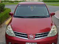 Nissan Tiida 2009 Nissan tidda model 2009 km117000 single India...