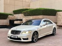 Mercedes-Benz S-Class 2010 S63 AMG//GCC//brand new condition in and ou