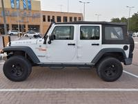 جيب Wrangler Unlimited 2016 Jeep Wrangler 2016 (Al Futtaim Warranty)