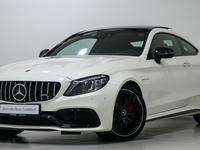 Mercedes-Benz C-Class 2019 2019 C 63 S COUPE AMG Ref. VSB 26427
