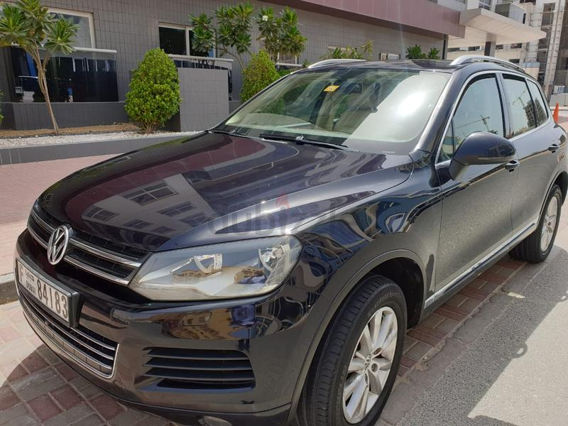 First hand top condition agency maintained Touareg
