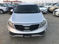 كيا سبورتاج 2013 kia sportage 2013 silver color GCC calen car