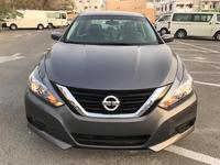 Nissan Altima 2018 Nissan Altima 2018 (S) With Low Milage (18592...