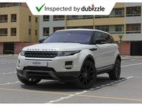 Land Rover Evoque 2012 Inspected car | 2012 Range Rover Evoque Dynam...