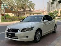 Honda Accord 2010 Honda Accord Low Mailge 8000Kms Only 100% Acc...