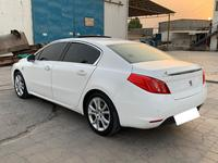 Peugeot 508 2013 PEUGEOT 508 2013 Top of the Line GULF SPECS