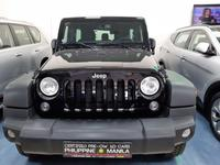 جيب Wrangler Unlimited 2016 JEEP WRANGLER SPORT UNLIMITED 2016 BLACK - GC...