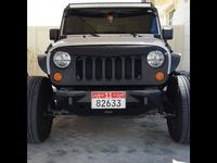 Jeep Wrangler 2008 American owned w/ service records