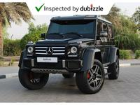 Mercedes-Benz G-Class 2016 AED7629/month | 2016 Mercedes-Benz G 500 4x42...