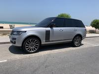 لاند روفر رينج روفر 2014 Warranty - Range Rover Vogue V8 (GCC)