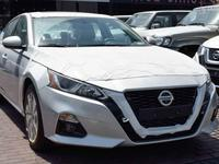 Nissan Altima 2019 Nissan Altima SV Gcc Full Option 3 Years Loca...