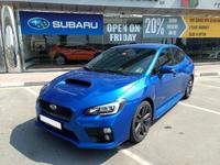 Subaru WRX 2017 (Sold) Subaru WRX 2017 Manual