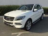 Mercedes-Benz M-Class 2015 Mercedes ML 400 AMG 2015 full Service History...