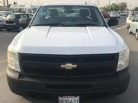 Chevrolet Silverado 2009 CHEVROLET SILVERADO 2009 COLOUR WHITE 2 DOOR ...