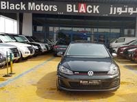فولكسفاغن GTI 2016 VOLKSWAGEN GTI - 2016 - BLACK - GCC SPECIFICA...
