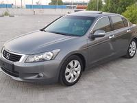 هوندا أكورد 2009 Honda Accord 2009 GCC FullOption in Excellent...