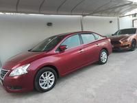 Nissan Sentra 2014 Nissan Sentra 2014 Full options Lady Driven