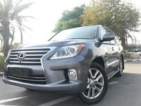 Lexus LX-Series 2013 LEXUS LX 570 2013 IN FULLY AGENCY MAINTENANCE