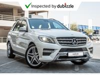 مرسيدس بنز الفئة-M 2013 Inspected Car | 2013 Mercedes ML500 | Full se...
