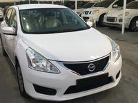 Nissan Tiida 2014 Tiida 2014 GCC excellent condition