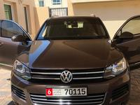 فولكسفاغن طوارج 2014 Volkswagen Touareg Top Of The Range - lady dr...