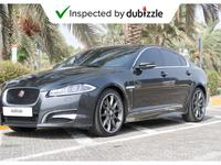 جاكوار XF 2014 AED1144/month | 2014 Jaguar XF 3.0L | Full Ja...