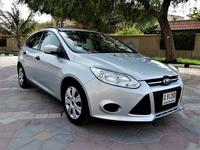 Ford Focus 2013 GCC FORD FOCUS 2013 IN EXCELLENT CONDITION